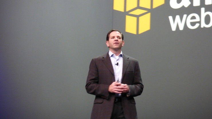 Terry Wise at re:Invent 2015